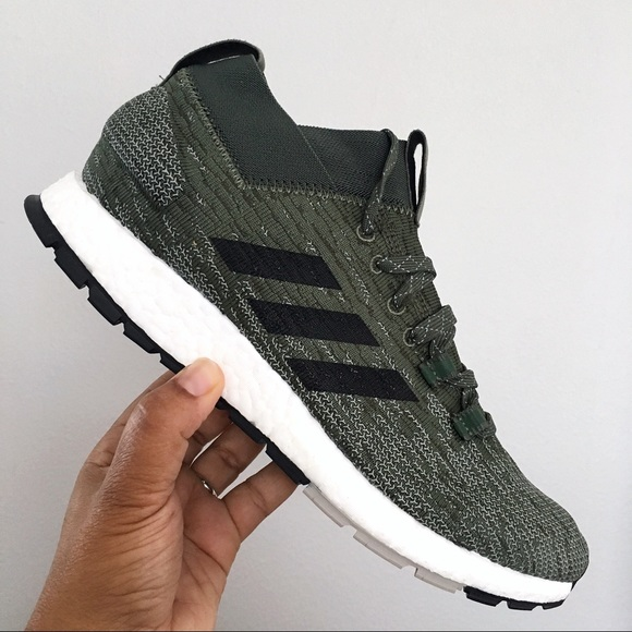 adidas Shoes | Mens Pureboost Rbl Green
